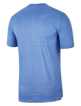 NIKE DRI-FIT MILER PACIFIC BLUE/REFLECTI