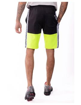 PANTALON CORTO ELEVEN DEGREES NEON TAPE