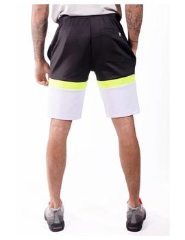 PANTALON CORTO ELEVEN DEGREES NEON TRIPLE