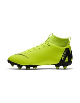 BOTA DE FUTBOL NIKE JR SUPERFLY ACADEMY GS FG/MG