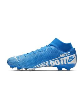 BOTAS DE FUTBOL NIKE JR SUPERFLY 7 CLUB FG/MG