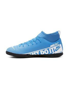 ZAPATILLAS DE FUTBOL SALA NIKE JR SUPERFLY 7 CLUB