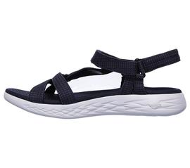 SANDALIAS SKECHERS ON THE GO 600 MUJER NVY