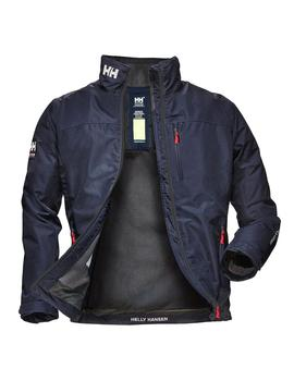 Cazadora Crew Midlayer Jacket Navy