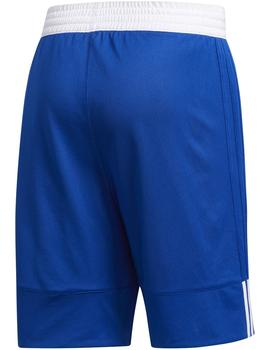 PANTALON CORTO REVERSIBLE ADIDAS 3G SPEED PARA ADULTO