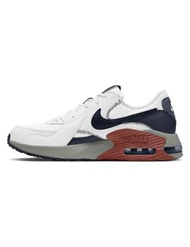 Zapatillas Nike Air Max Excee blancas para adulto.