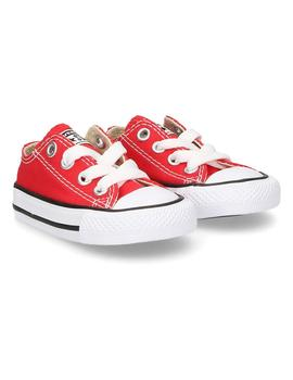 ZAPATILLAS CONVERSE CHUCK TAYLOR RED 2 INFANT